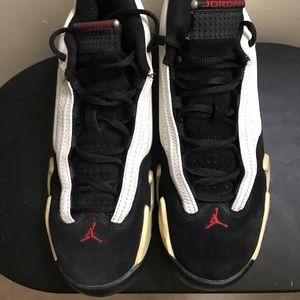 Retro Jordan 14 size 6